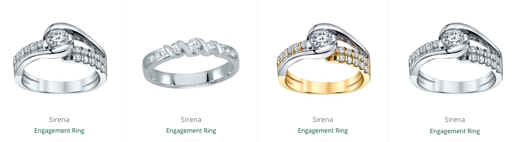 Engagement Rings Jewelry Stores Near Glade Ms